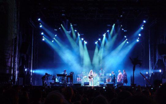Музыкальный фестиваль Osheaga в Квебеке