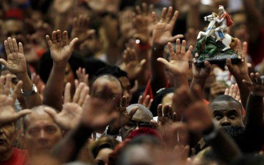 День Святого Георга в Рио-де-Жанейро
