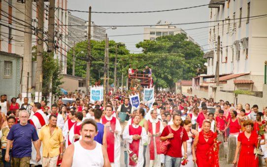 День Святого Себастьяна в Рио-де-Жанейро