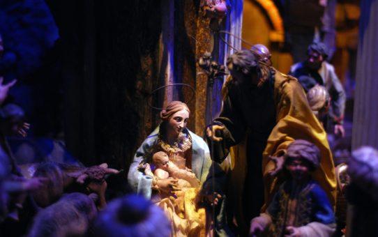 Рождественский сезон в Риме