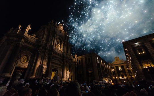 Санкт-Агат фестиваль в Сицилии