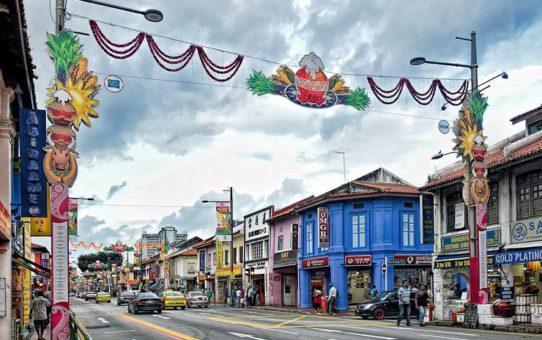 Фестиваль Понгал: празднование урожая в Маленькой Индии, Сингапур