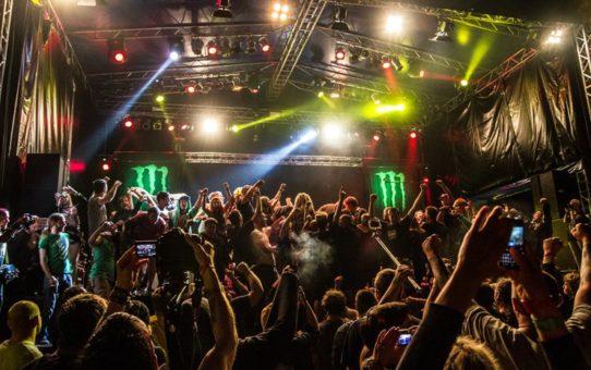 Панк-рок праздник в Словении