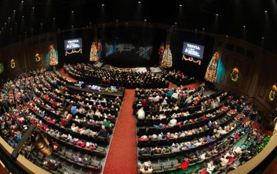 Рождественское шоу Carolina Opry в Южной Каролине