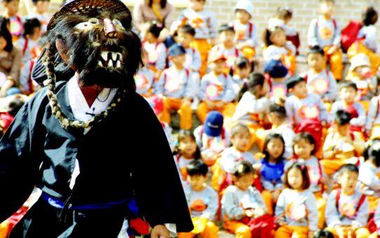 Фестиваль танца Andong в Южной Корее
