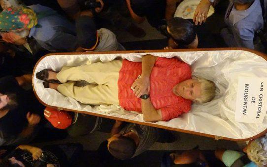 Фестиваль клинической смерти в Испании