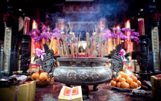 Китайский Новый год в Тайване