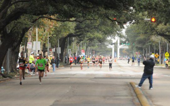 Хьюстоновский марафон в Техасе