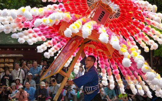 День Святого Виченца в Токио