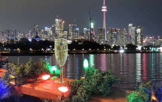 Новый год в Торонто