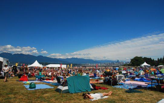 Фольклорный фестиваль в Ванкувере