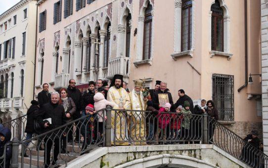 Богоявленский Бефана в Венеции