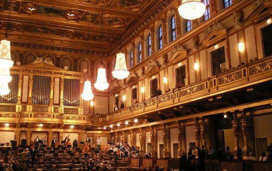 Новогодний концерт (Neujahrskonzert) в Вене
