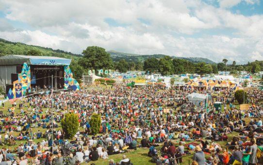 Фестиваль Зеленого Человека в Уэльсе