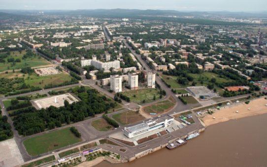 День города в Комсомольск-на-Амуре