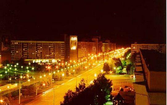 День города в Новокузнецке