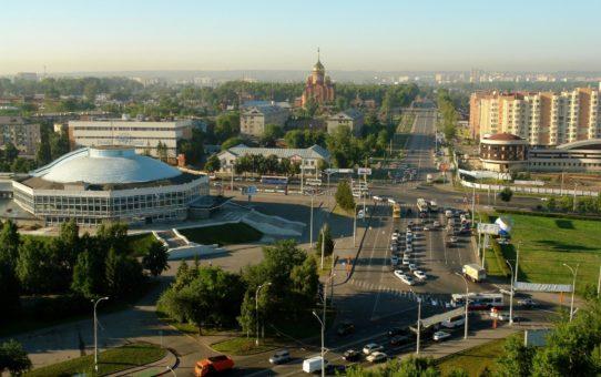 День города в Кемерово