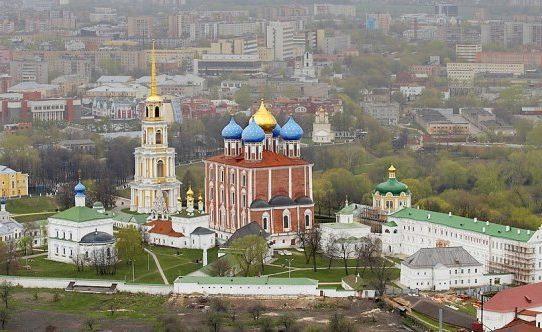 День города в Рязани