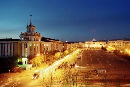 День города в Улан-Удэ