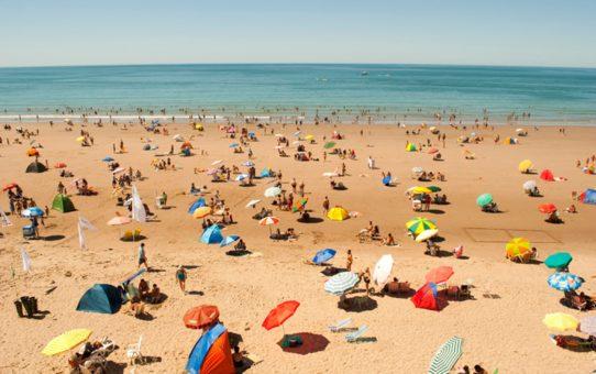 Пляжный сезон в Буэнос Айресе, Аргентина