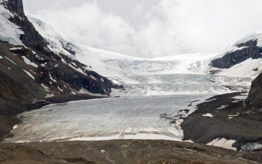 Ледяное поле Колумбии, ледник Атабаска