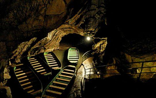 Пещерные системы в Бельгии