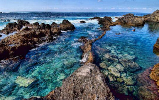 Природные бассейны на Канарских островах, Испания