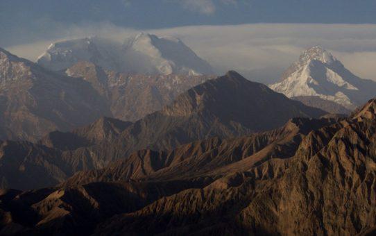 Восхождение на Конгур Тагх, Китай