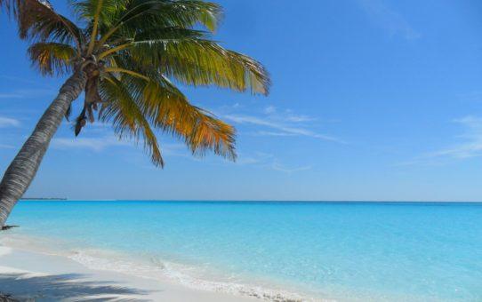 Пляжный сезон на Кубе