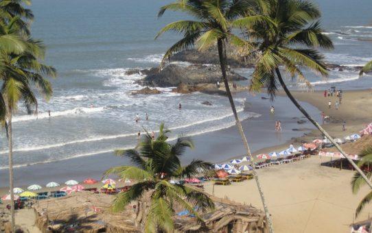 Пляжный сезон на Гоа, Индия