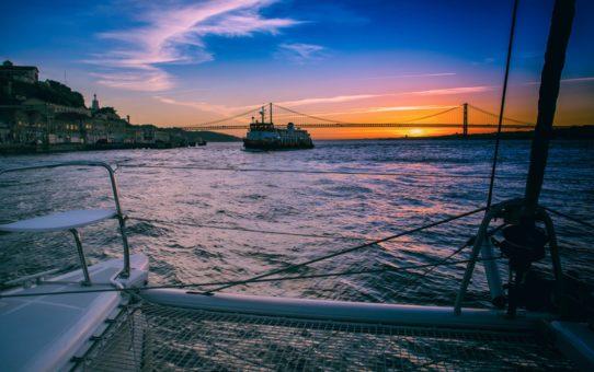 Круиз на Закате по реке Тежу, Лиссабон