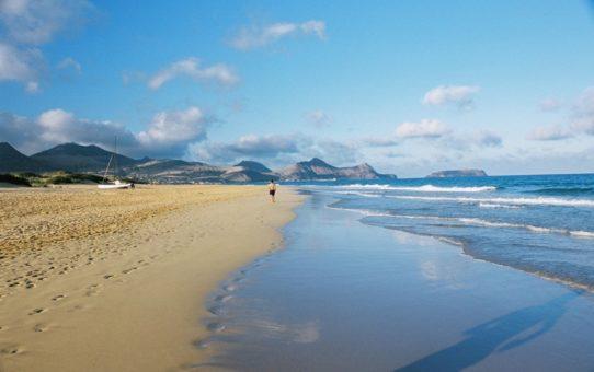 Пляжный сезон на Мадейре, Испания