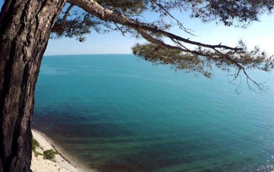 Пляжный сезон в Дивноморском