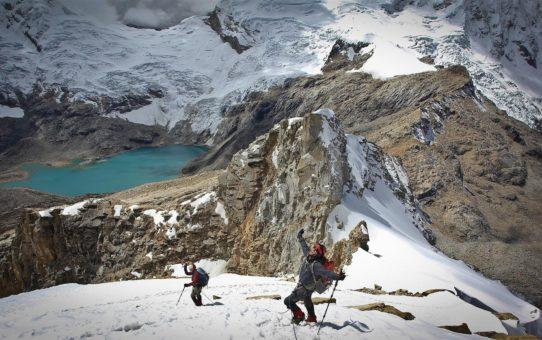 Ледолазание в Перу