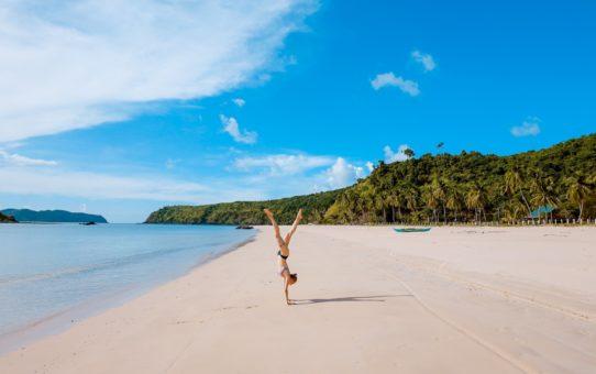 Пляжный сезон на Филиппинах