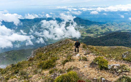 Восхождение на гору Апо, Филиппины