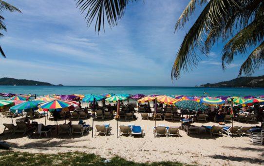 Пляжный сезон на Пхукете, Таиланд