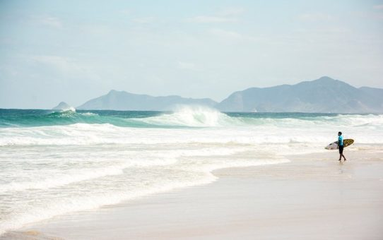 Серфинг в Рио-де-Жанейро