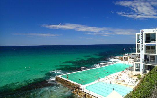 Бонди Айсберги бассейн в Австралии