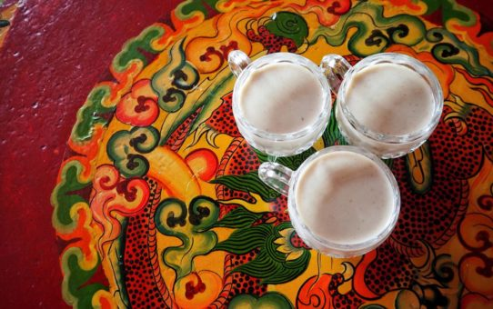 Тибетский масляный чай (Po Cha)
