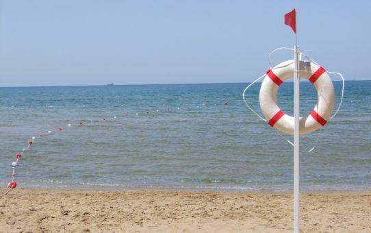 Сезон на побережье Черного моря в Турции