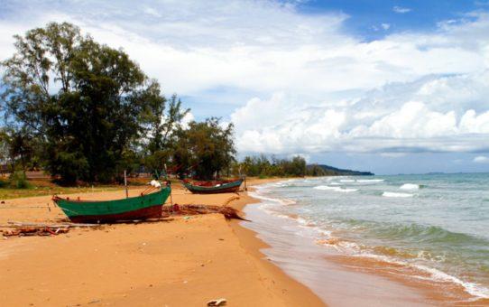 Пляжный сезон на Фукуок во Вьетнаме