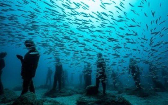 Подводный музей Лансароте, Museo Atlantico