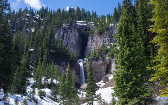 Пещеры Дарби Ветра в Айдахо